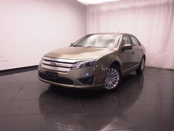 2012 Ford Fusion Hybrid - 1030182517