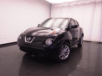 2012 Nissan JUKE - 1030182866