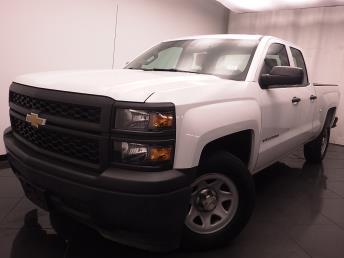 2014 Chevrolet Silverado 1500 - 1030183134