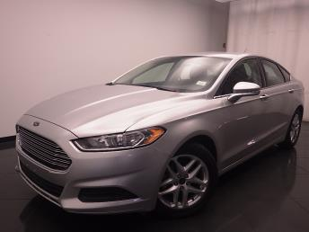 2016 Ford Fusion - 1030183203