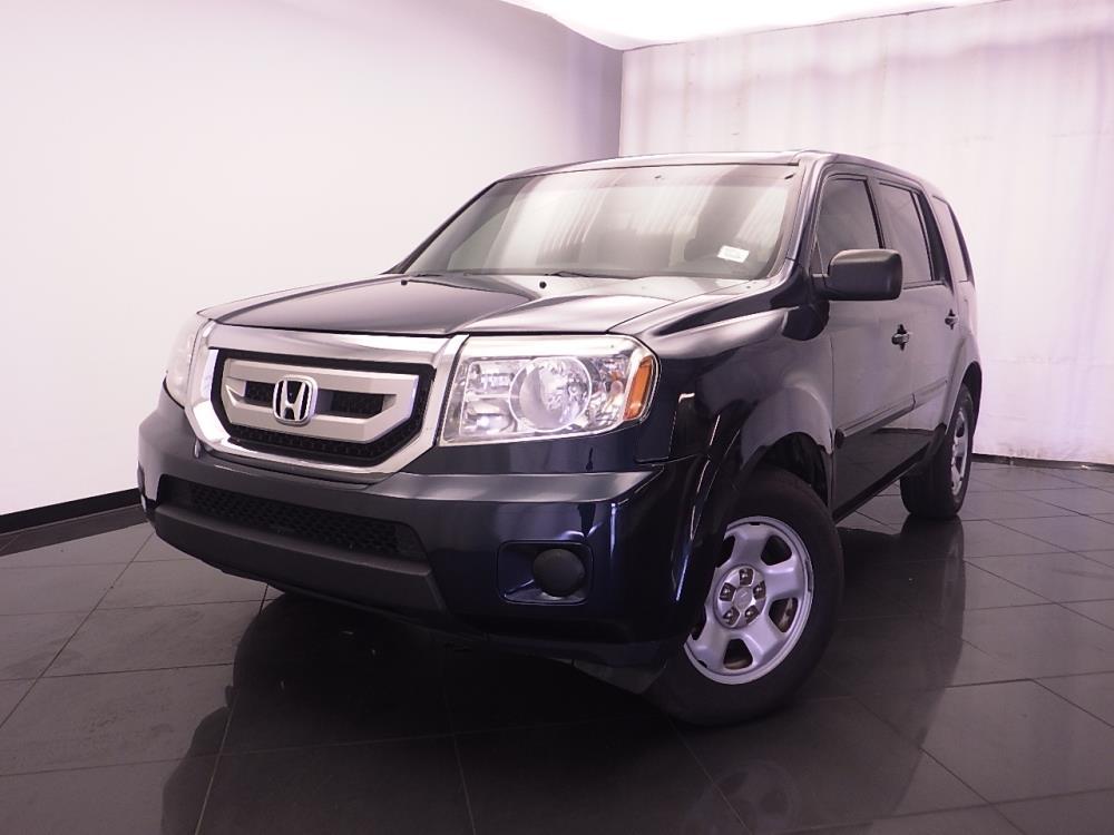 2011 Honda Pilot - 1030183309