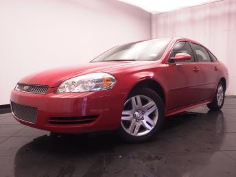 2013 Chevrolet Impala - 1030183317