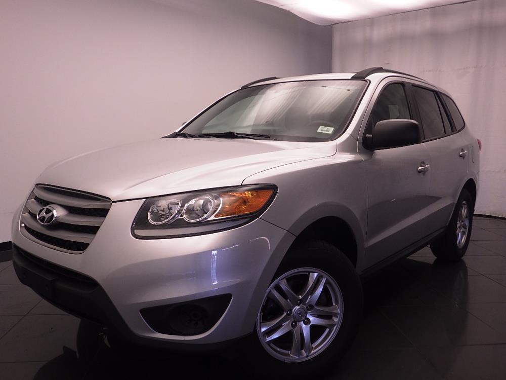 2012 Hyundai Santa Fe - 1030183325