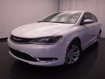 2015 Chrysler 200 - 1030183368