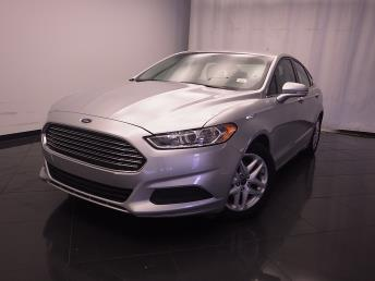 2016 Ford Fusion - 1030183437