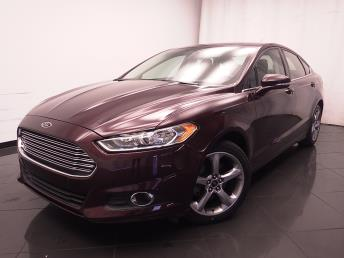 2013 Ford Fusion - 1030183455