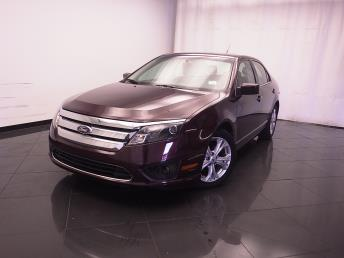 2012 Ford Fusion - 1030183601