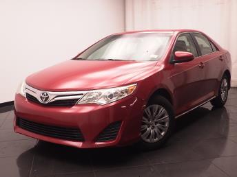 2013 Toyota Camry - 1030183762