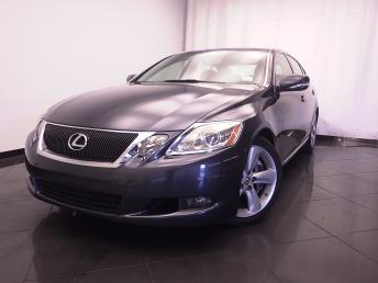 2008 Lexus GS 350 - 1030183874