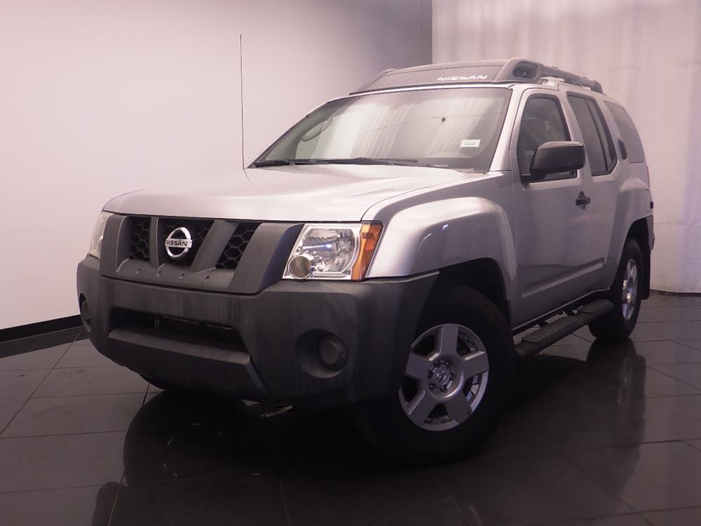 2008 Nissan Xterra - 1030184143
