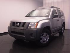 2008 Nissan Xterra X