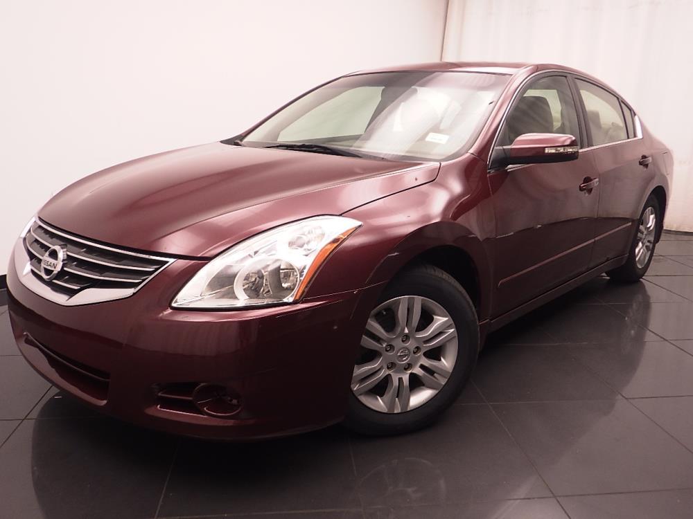 2012 Nissan Altima - 1030184200