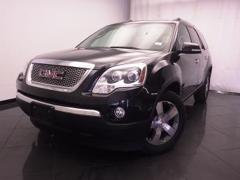 2011 GMC Acadia - 1030184320