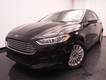 2014 Ford Fusion Hybrid - 1030184453