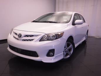 2012 Toyota Corolla - 1030184552