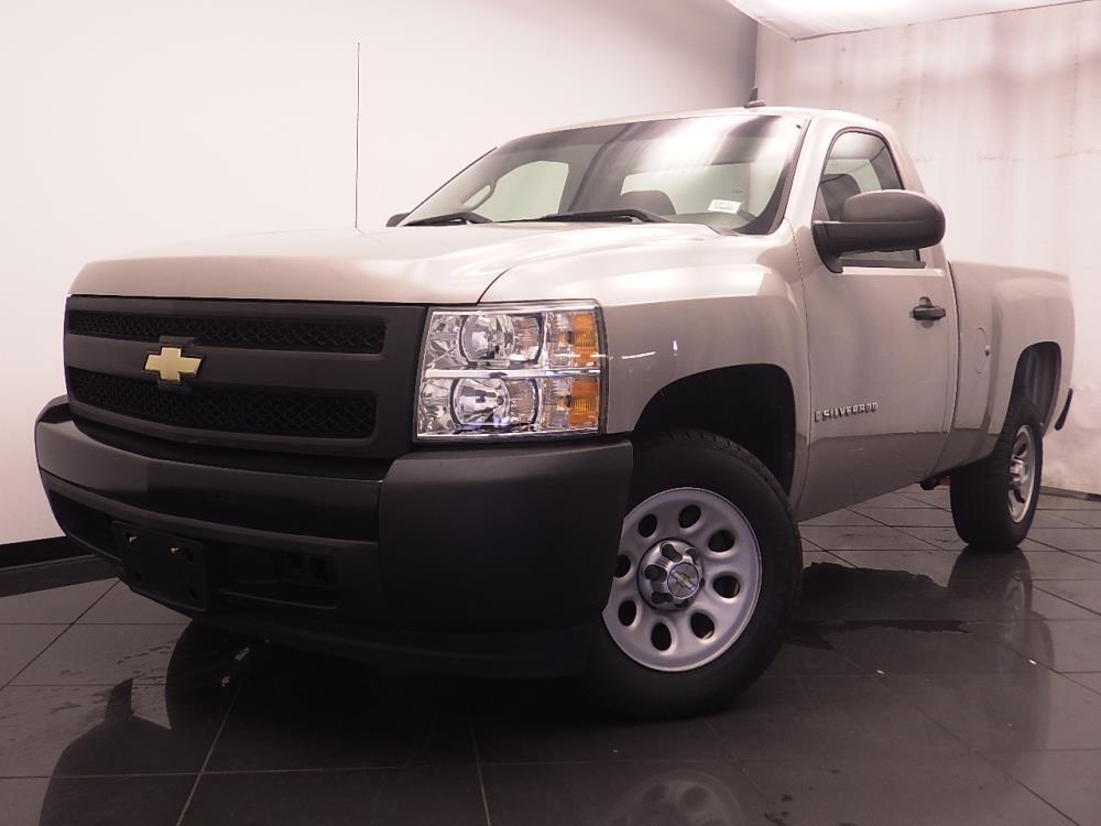 2008 Chevrolet Silverado 1500 - 1030184561