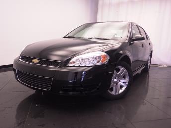 2013 Chevrolet Impala - 1030184599