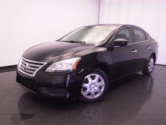 2013 Nissan Sentra - 1030184644