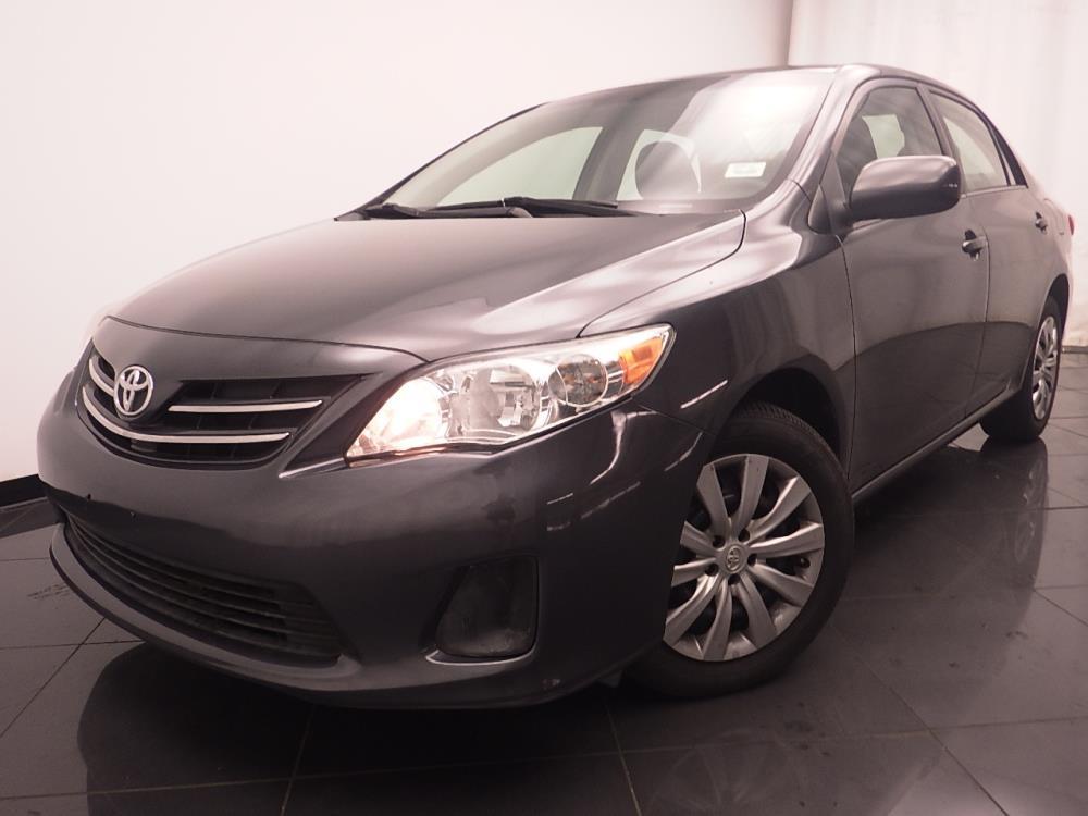 2013 Toyota Corolla - 1030184650