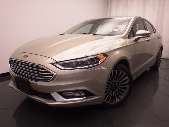 2017 Ford Fusion - 1030184738