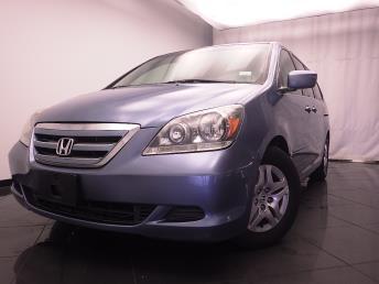 Used 2007 Honda Odyssey