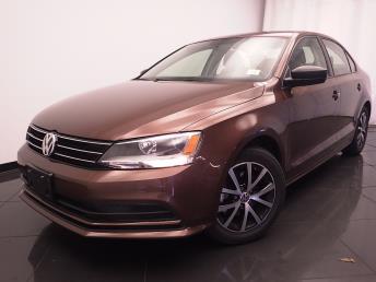2016 Volkswagen Jetta - 1030184770