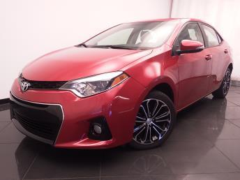 2014 Toyota Corolla - 1030184897