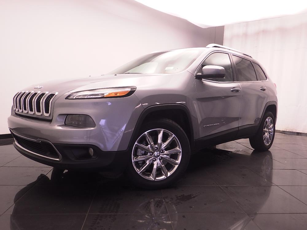 2014 Jeep Cherokee Limited - 1030184901