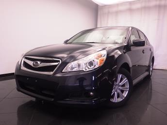 2012 Subaru Legacy - 1030184920