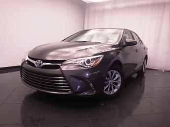 2016 Toyota Camry Hybrid LE - 1030185006