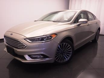 2017 Ford Fusion - 1030185041
