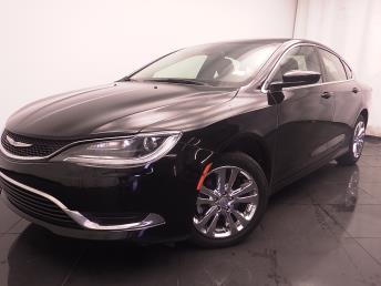 2015 Chrysler 200 - 1030185051