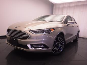 2017 Ford Fusion - 1030185055