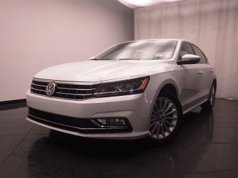 2016 Volkswagen Passat - 1030185118