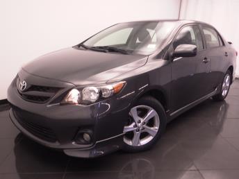 2012 Toyota Corolla - 1030185128