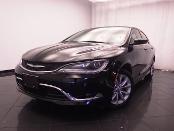 2015 Chrysler 200 - 1030185150