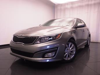 2015 Kia Optima EX - 1030185184