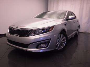 2015 Kia Optima EX - 1030185188