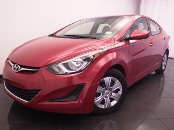 2016 Hyundai Elantra - 1030185277