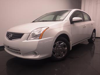 2012 Nissan Sentra - 1030185321