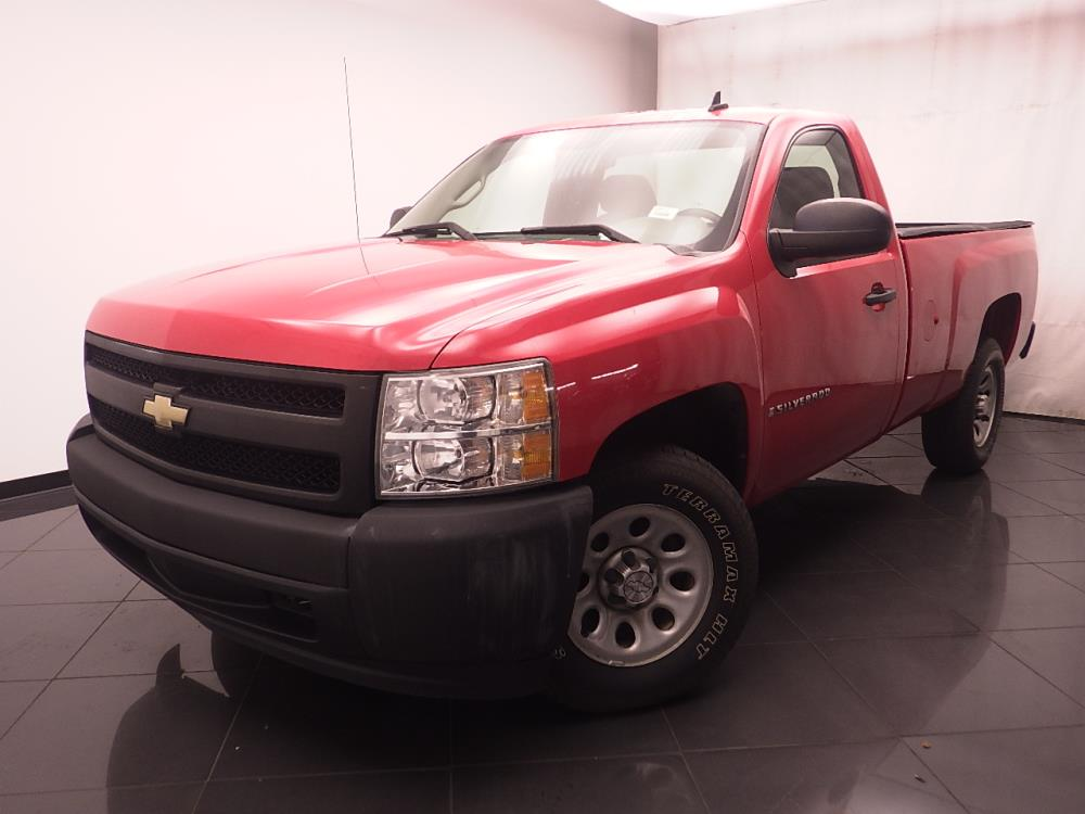 2008 Chevrolet Silverado 1500 - 1030185352