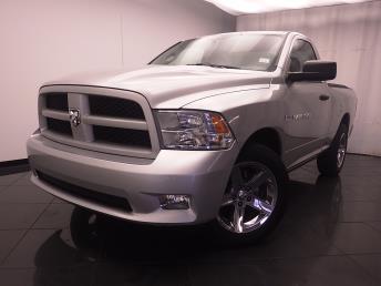 2012 Dodge Ram 1500 - 1030185373