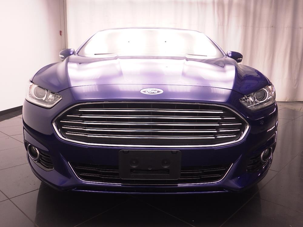 2014 ford fusion titanium hybrid for sale in macon. Black Bedroom Furniture Sets. Home Design Ideas