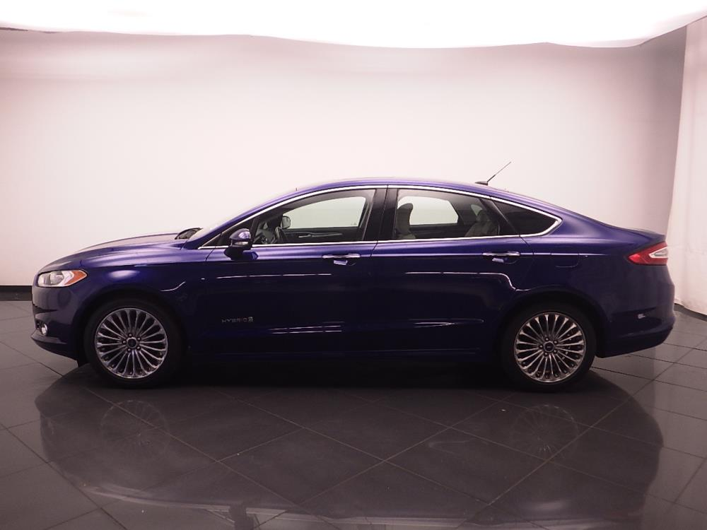 Riverside Ford Macon >> 2014 Ford Fusion Titanium Hybrid for sale in Macon | 1030185377 | DriveTime