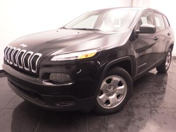 Used 2016 Jeep Cherokee