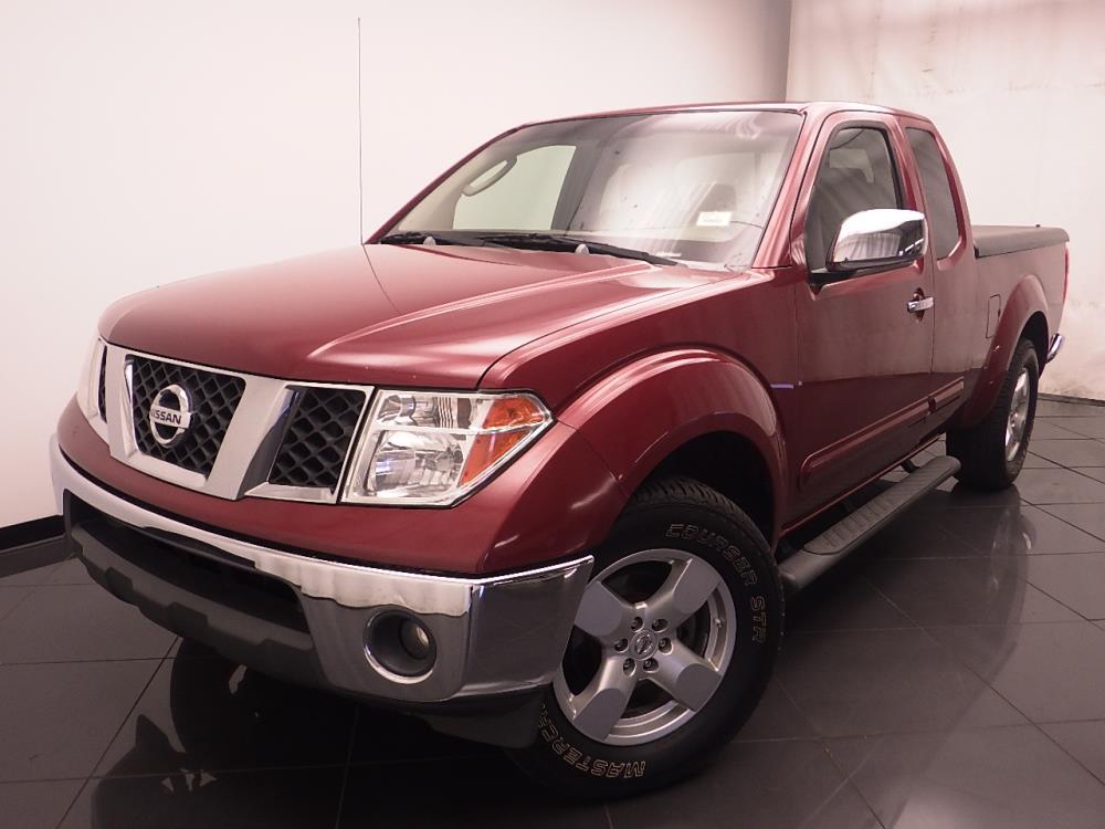 2007 Nissan Frontier - 1030185670