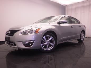 Used 2015 Nissan Altima
