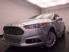 2014 Ford Fusion Energi Plug-In Hybrid Titanium