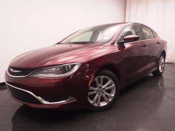 2015 Chrysler 200 - 1030185712