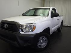2014 Toyota Tacoma Regular Cab 6 ft
